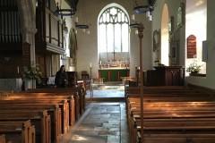 St John Bishopsteignton, Nave