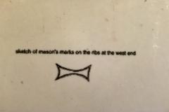 printed mark 1