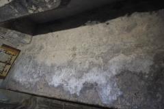 Crypt grave slab