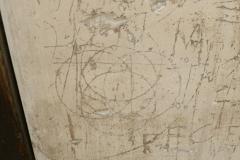 RFC, M, 1661, compass drawn circles (multiple)