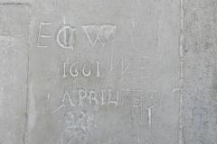 ECW, WI, April 1661, 1733