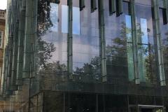 Holburn of Menstrie museum, modern extension
