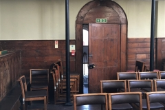 Door from  chapel / schoolroom to tower