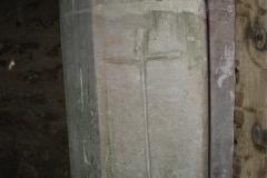 South door cross
