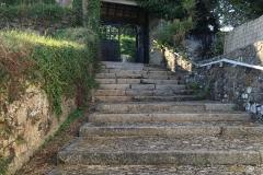 Ilsington church path
