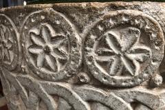 Daisy wheel detail