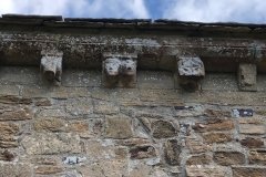 Corbel 4 pointed star