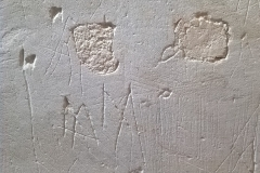 Marian marks, M