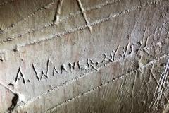 A Warner, 25/3/52