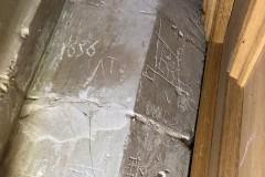 1656, memorials, ER, IR