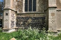 Exterior crosses
