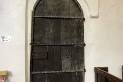 Saxon door