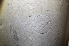 Compass circle design