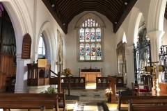 Interior eastwards