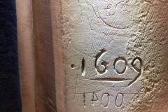 Neuil, 1609, 1400