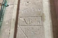 I De'ath, A Bird 1824