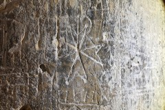 Maltese cross, 1711