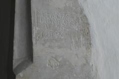 Thomas Monford 1595, Thmas (erased)
