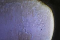 Cart, heraldic shield