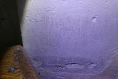 Shield, Marian marks, M