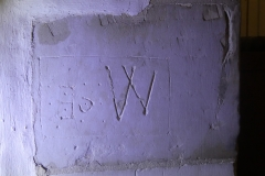 W, E(reversed), dot patterns