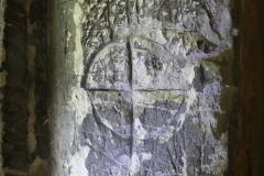 Sun cross, other marks