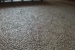 Daisy Wheel Floor, Chateau du Losse