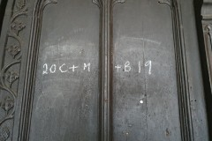 Epiphany door marking