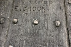 E Crook, WB, RP, AB, N, AD, FA