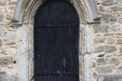North Door (Chancel)