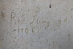 Roger Strong, 1736, 3rd