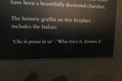 Graffiti interpretation