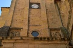 St Sacerdos, exterior