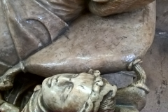 alabaster effigy of William Canynges
