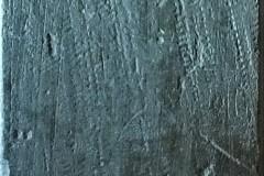 Continuation of script, south chancel aisle, west pillar, northeast face