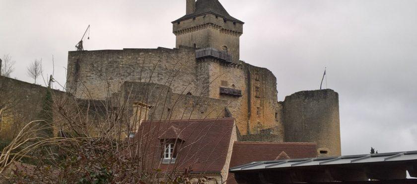 Chateau de Castelnaud, Dordogne, France