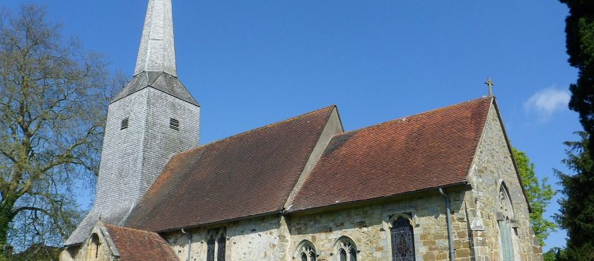 St Mary Magdalene, Cowden, Kent